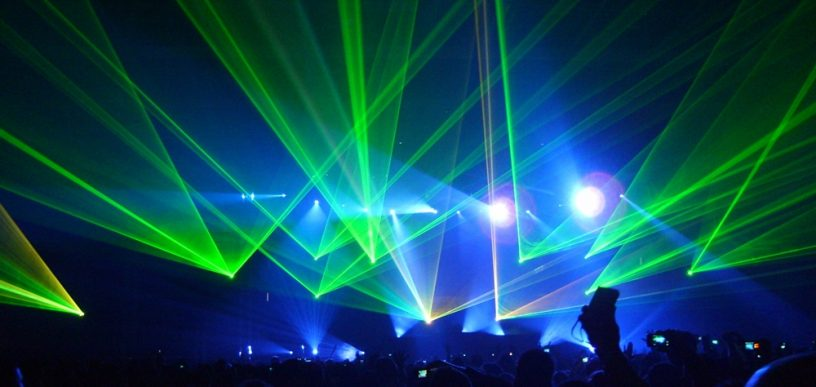 Laser Light Party